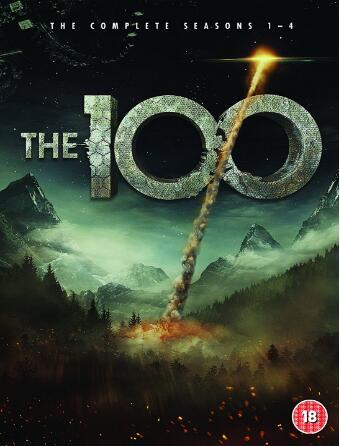 The 100 Season 1, 2, 3 & 4 – UK Region