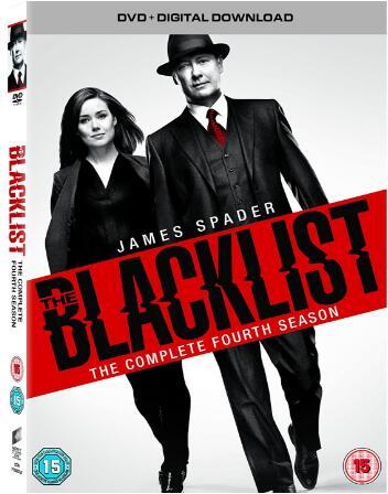 The Blacklist Season 4 -uk region