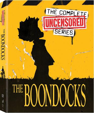 The Boondocks The Complete Series