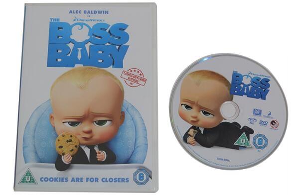 The Boss Baby Uk Region Dvd Wholesale
