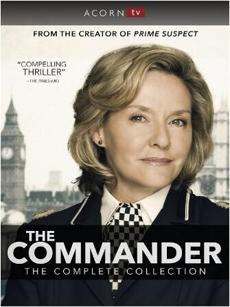 The Commander Complete Series