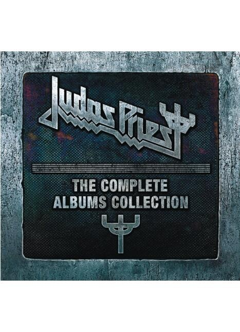 The Complete Albums Collection-Judas Priest