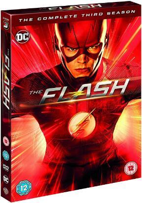 The Flash Season 3 -uk region