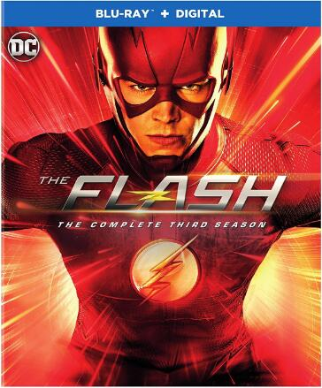 The Flash season 3 [Blu-ray]