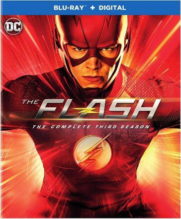 The Flash season 3 [Blu-ray]