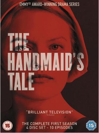 The Handmaid's Tale Season 1 -uk region