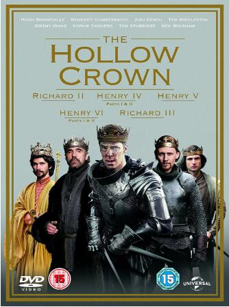 The Hollow Crown – Series 1-2 -uk region