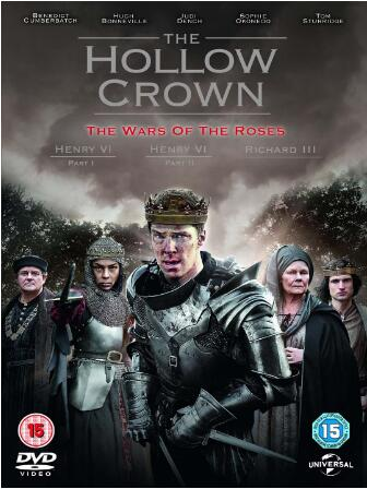 The Hollow Crown The War of the Roses -uk region