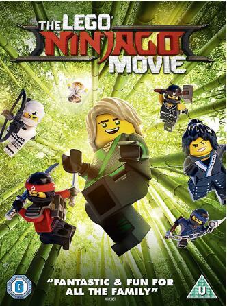 The LEGO Ninjago Movie -uk region