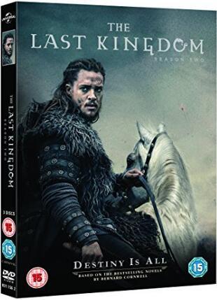 The Last Kingdom: Season 2-uk region