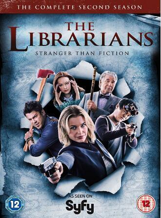The Librarians Season 2 -uk region