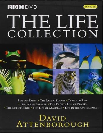 The Life Collection David Attenborough