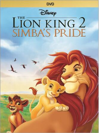 The Lion King 2 Simba's Pride 2017