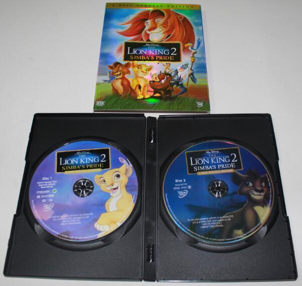 The Lion King 2 Simba S Pride Dvd Wholesale