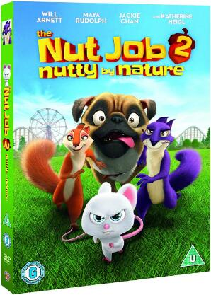 The Nut Job 2: Nutty by Nature – UK Region