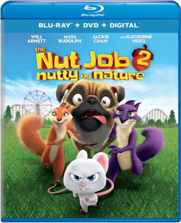 The Nut Job 2 Nutty by Nature [Blu-ray]
