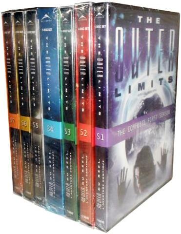 The Outer Limits The Complete 7 season