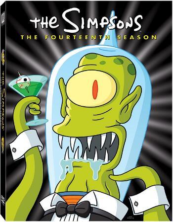 The Simpsons Season 14