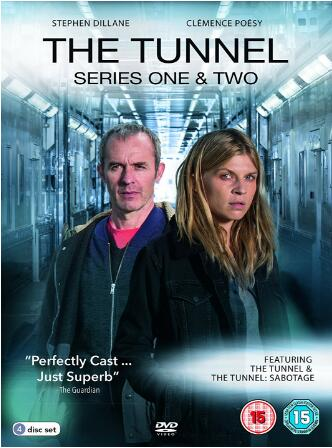 The Tunnel: Series 1 & 2 -uk region