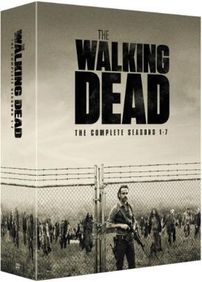 The Walking Dead: Season 1-7 [UK Region]