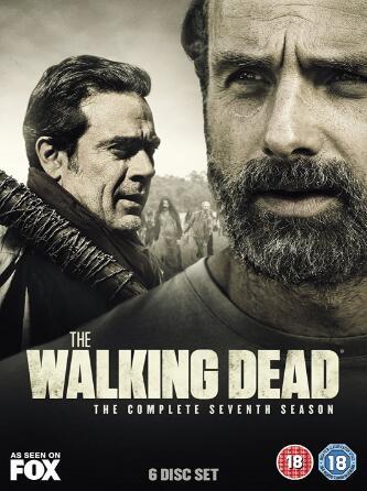 The Walking Dead Season 7 -UK Region