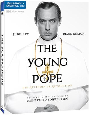The Young Pope: Season 1 [Blu-ray]