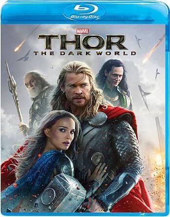 Thor: The Dark Kingdom [Blu-ray]