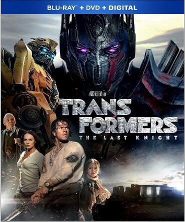 Transformers The Last Knight [Blu-ray]