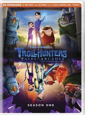 Trollhunters Season One