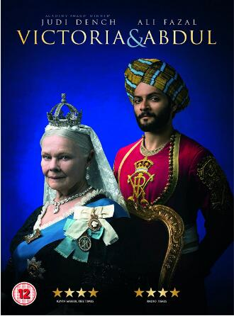 Victoria and Abdul -uk region