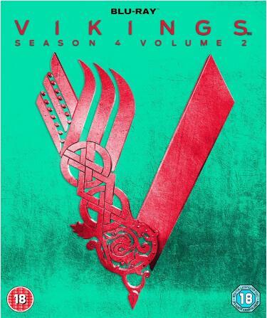 Vikings: Season 4 – Volume 2 [Blu-ray]