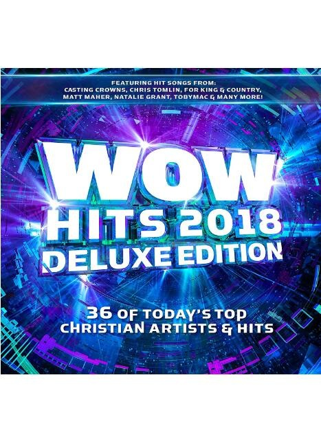 WOW Hits 2018 Deluxe Edition 1