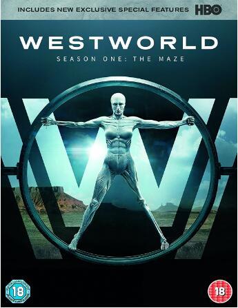 Westworld Season 1 -uk region