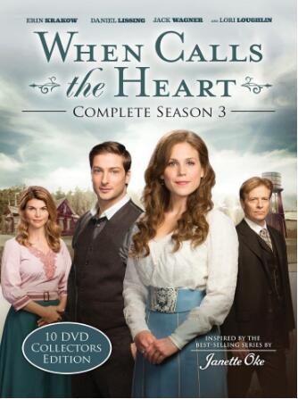 When Calls the Heart: Complete Season 3