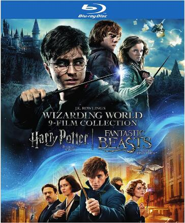 Wizarding World 9-Film Collection [Blu-ray]