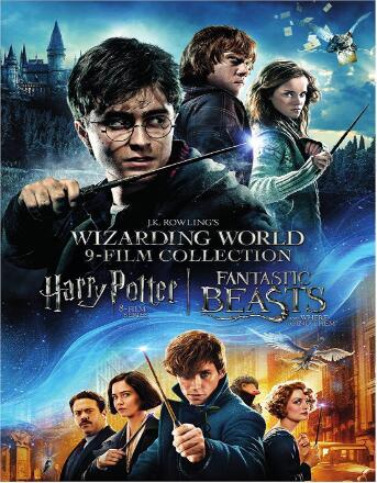 Wizarding World 9-Film