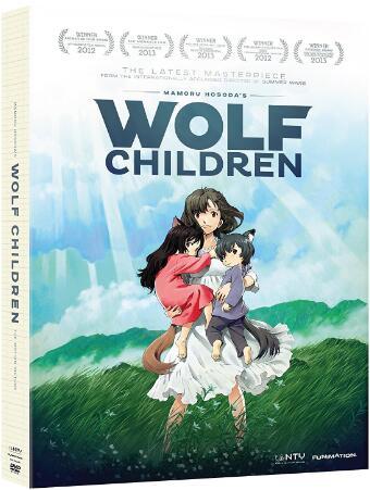 The Wolf Children Ame and Yuki 1