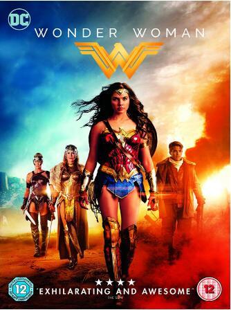 Wonder Woman -uk-region