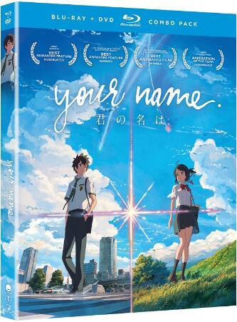 Your Name [Blu-ray]