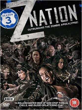 Z Nation: Season 3 -uk region