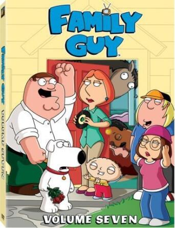 family guy volume 7