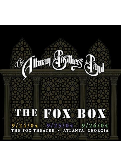 The Fox Box – Allman Brothers Band