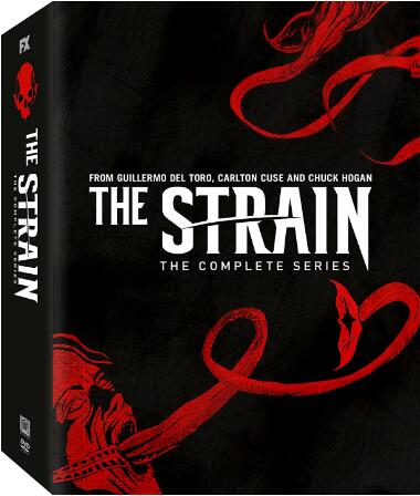the strain complete series