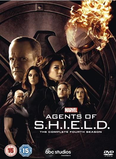 Agents of S.H.I.E.L.D.: Season 4 – UK Region