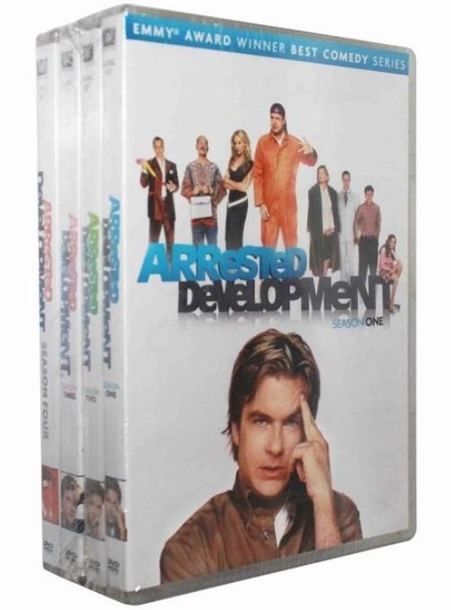 Arrested Development: Seasons 1-4