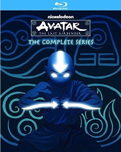 Avatar – The Last Airbender: The Complete Series [Blu-ray]
