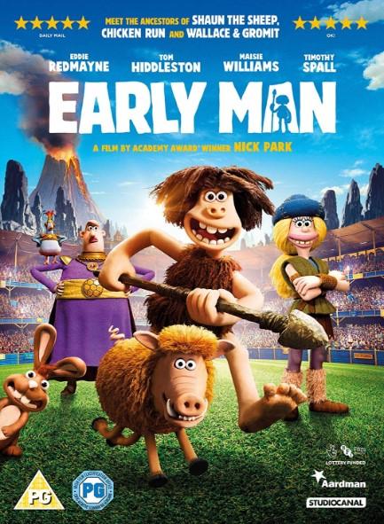 Early Man – UK Region