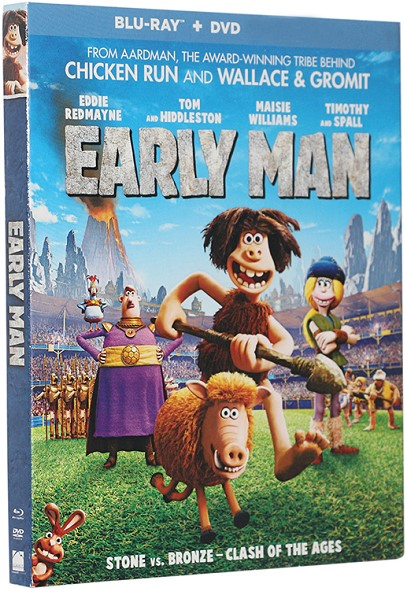 Early Man [Blu-ray]