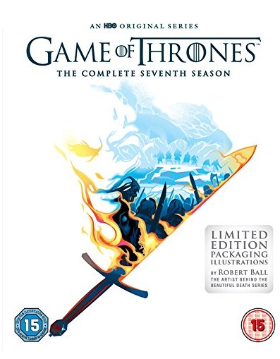 Game of Thrones: Season 7 [Limited Edition Sleeve] – UK Region