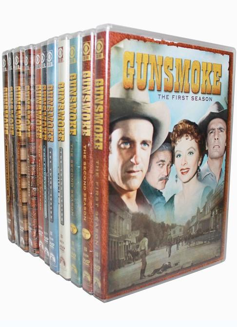 Gunsmoke: Seasons 1-12